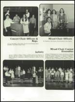 1980 Sycamore High School Yearbook Page 50 & 51