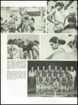 1980 Sycamore High School Yearbook Page 104 & 105