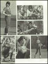 1980 Sycamore High School Yearbook Page 116 & 117