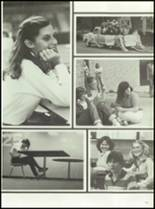 1980 Sycamore High School Yearbook Page 128 & 129
