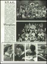 1980 Sycamore High School Yearbook Page 136 & 137
