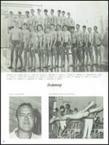 1968 Lincoln High School Yearbook Page 70 & 71