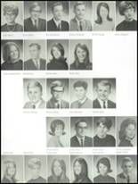 1968 Lincoln High School Yearbook Page 90 & 91