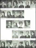 1968 Lincoln High School Yearbook Page 92 & 93