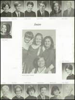 1968 Lincoln High School Yearbook Page 96 & 97