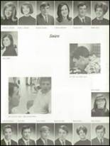 1968 Lincoln High School Yearbook Page 102 & 103