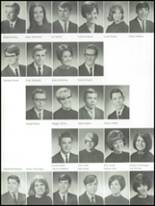1968 Lincoln High School Yearbook Page 108 & 109