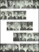 1968 Lincoln High School Yearbook Page 110 & 111