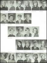 1968 Lincoln High School Yearbook Page 112 & 113