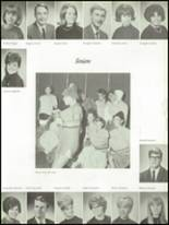 1968 Lincoln High School Yearbook Page 114 & 115