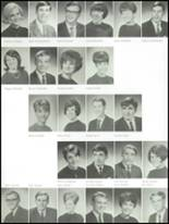 1968 Lincoln High School Yearbook Page 116 & 117