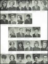 1968 Lincoln High School Yearbook Page 118 & 119