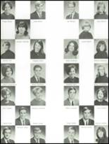 1968 Lincoln High School Yearbook Page 128 & 129