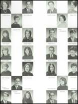 1968 Lincoln High School Yearbook Page 132 & 133