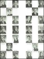 1968 Lincoln High School Yearbook Page 134 & 135