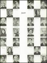 1968 Lincoln High School Yearbook Page 136 & 137