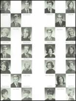 1968 Lincoln High School Yearbook Page 138 & 139