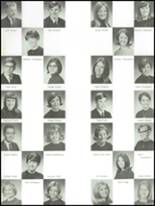 1968 Lincoln High School Yearbook Page 142 & 143