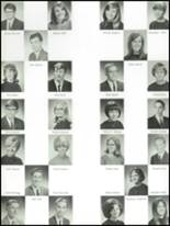 1968 Lincoln High School Yearbook Page 152 & 153