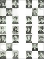 1968 Lincoln High School Yearbook Page 154 & 155
