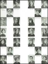 1968 Lincoln High School Yearbook Page 156 & 157
