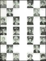 1968 Lincoln High School Yearbook Page 158 & 159