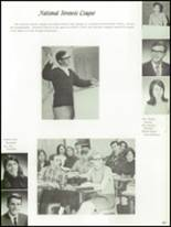 1968 Lincoln High School Yearbook Page 166 & 167