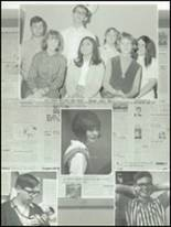 1968 Lincoln High School Yearbook Page 172 & 173
