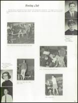 1968 Lincoln High School Yearbook Page 184 & 185