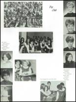 1968 Lincoln High School Yearbook Page 196 & 197