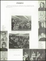 1968 Lincoln High School Yearbook Page 202 & 203