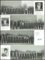 1968 Lincoln High School Yearbook Page 204 & 205