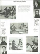 1968 Lincoln High School Yearbook Page 210 & 211