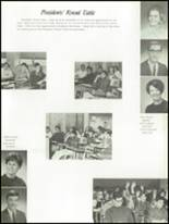 1968 Lincoln High School Yearbook Page 216 & 217