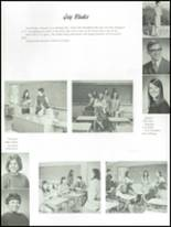 1968 Lincoln High School Yearbook Page 224 & 225