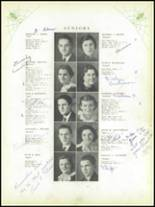 1936 Orrville High School Yearbook Page 20 & 21
