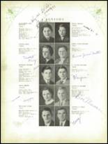1936 Orrville High School Yearbook Page 24 & 25