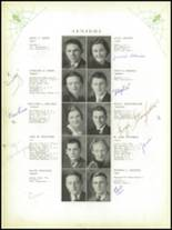 1936 Orrville High School Yearbook Page 26 & 27