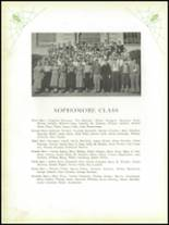 1936 Orrville High School Yearbook Page 42 & 43