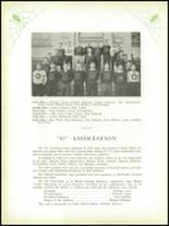 1936 Orrville High School Yearbook Page 48 & 49