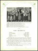1936 Orrville High School Yearbook Page 62 & 63