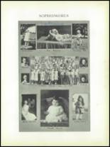1936 Orrville High School Yearbook Page 94 & 95