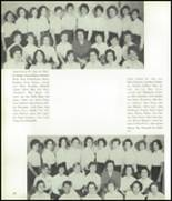 1960 Hunter College High School Yearbook Page 34 & 35