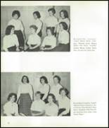 1960 Hunter College High School Yearbook Page 36 & 37