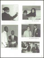 1999 Archbishop Carroll High School Yearbook Page 32 & 33