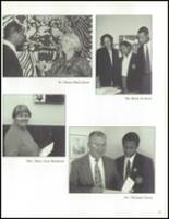 1999 Archbishop Carroll High School Yearbook Page 40 & 41