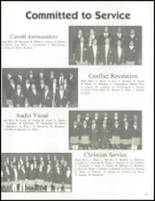1999 Archbishop Carroll High School Yearbook Page 90 & 91