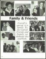 1999 Archbishop Carroll High School Yearbook Page 110 & 111