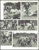 1999 Archbishop Carroll High School Yearbook Page 114 & 115