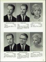 1965 Portage Area High School Yearbook Page 20 & 21